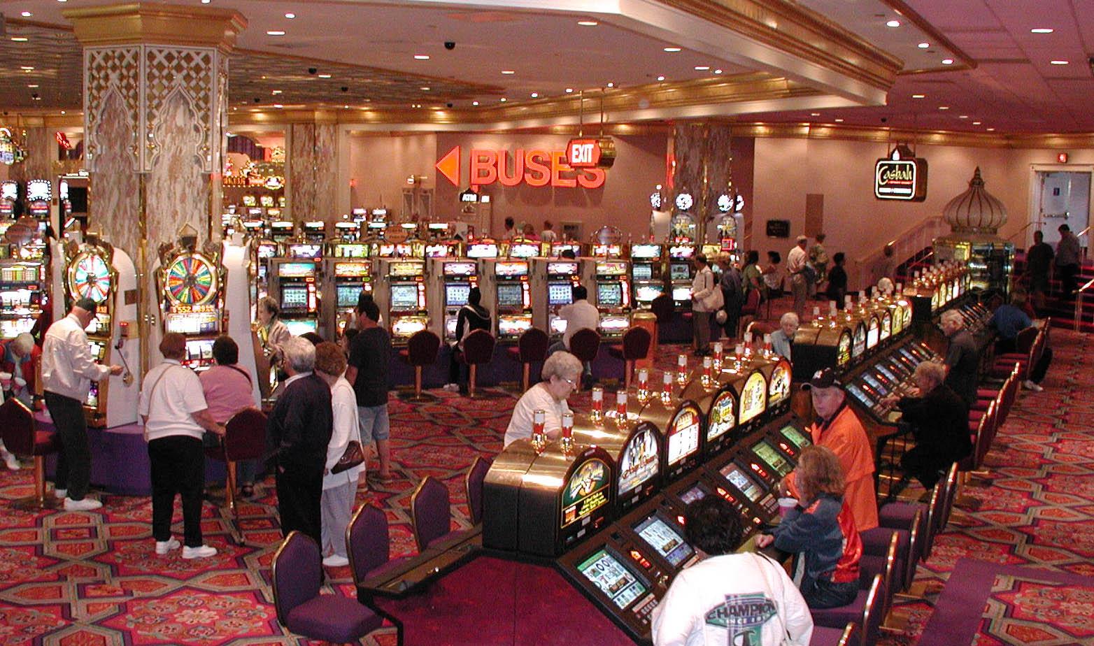 Jeux casino 4D: un pas vers l'évolution