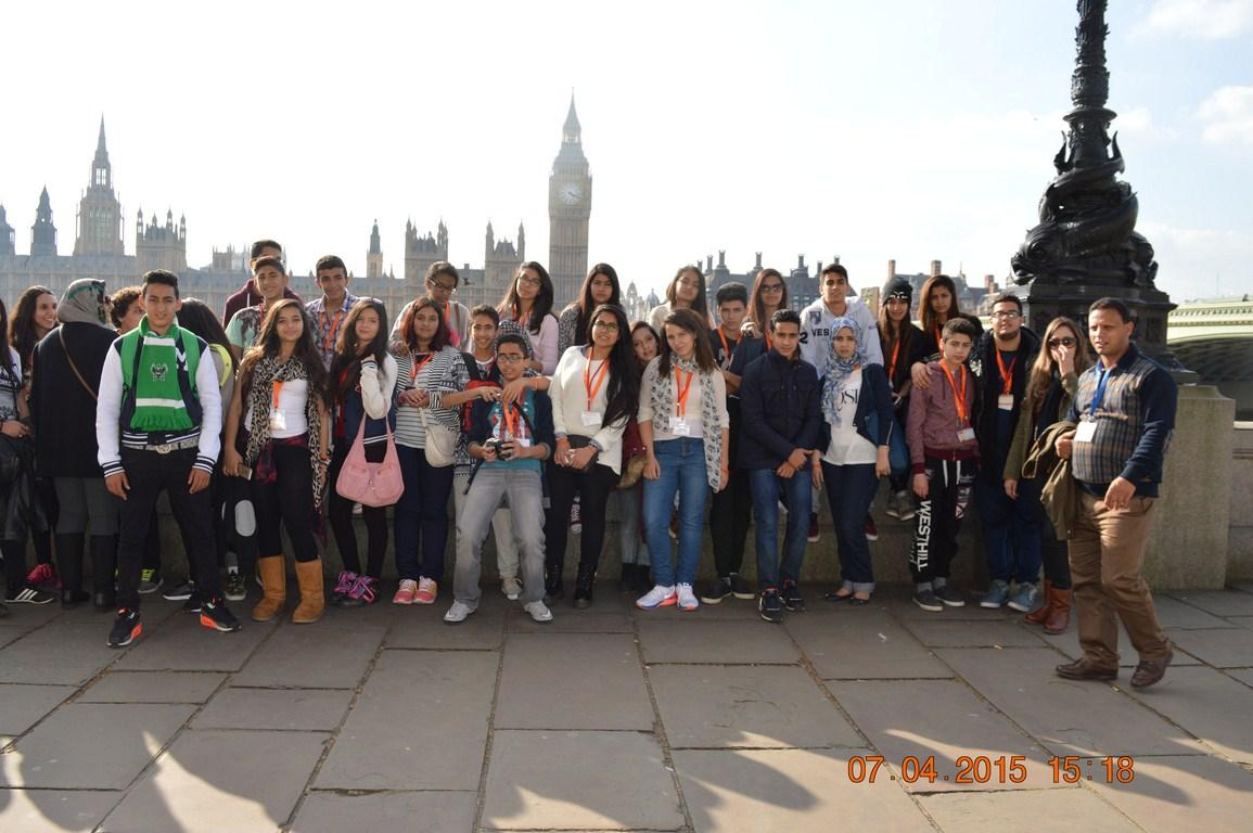 Mon envie de séjour linguistique londonien