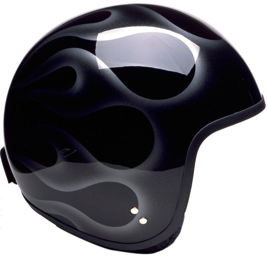 La différence entre un casque jet et un intégral